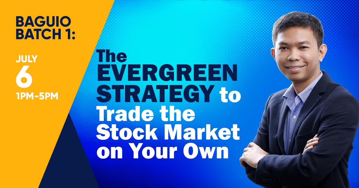 BAGUIO Evergreen Strategy to Trade the Stock Market on Your Own
